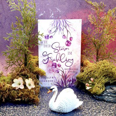 Wie der Sturm im Frühling I Jocelyn Garber
